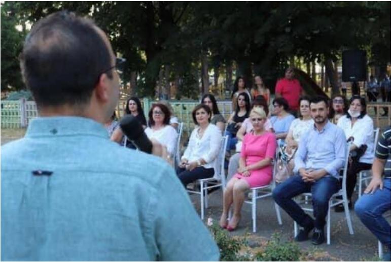 ВМРО-ДПМНЕ ќе спроведи вистински реформи во образованието: Ќе се подигне дигнитетот на наставниците и ќе се зачуваат предметите