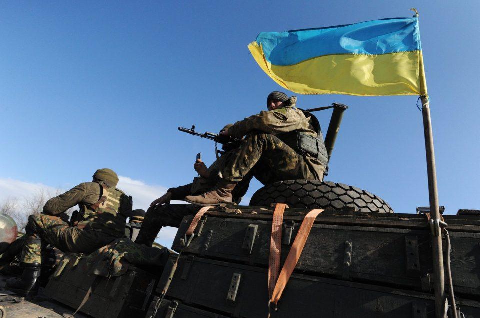 Украина почна воени вежби со НАТО во близина на границата со Русија