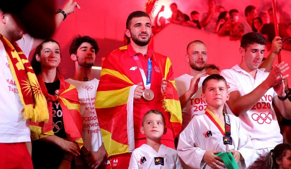 На Грција сега ѝ пречи тоа што за Еуроспорт Дејан Георгиевски е од Македонија
