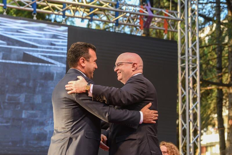 Рикер: САД стојат зад Македонија како сојузник и како пријател