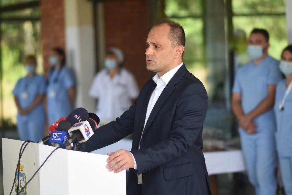 Филипче: Нема да запре појавата на нови соеви на вирусот, можно сценарио е да треба и трета доза од вакцините
