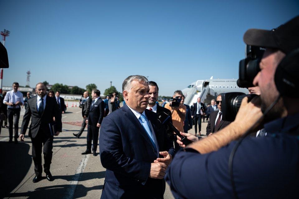 Орбан порача: Ќе уценуваат, ќе се закануваат, но нема да се откажеме, во прашање е иднината на нашите деца