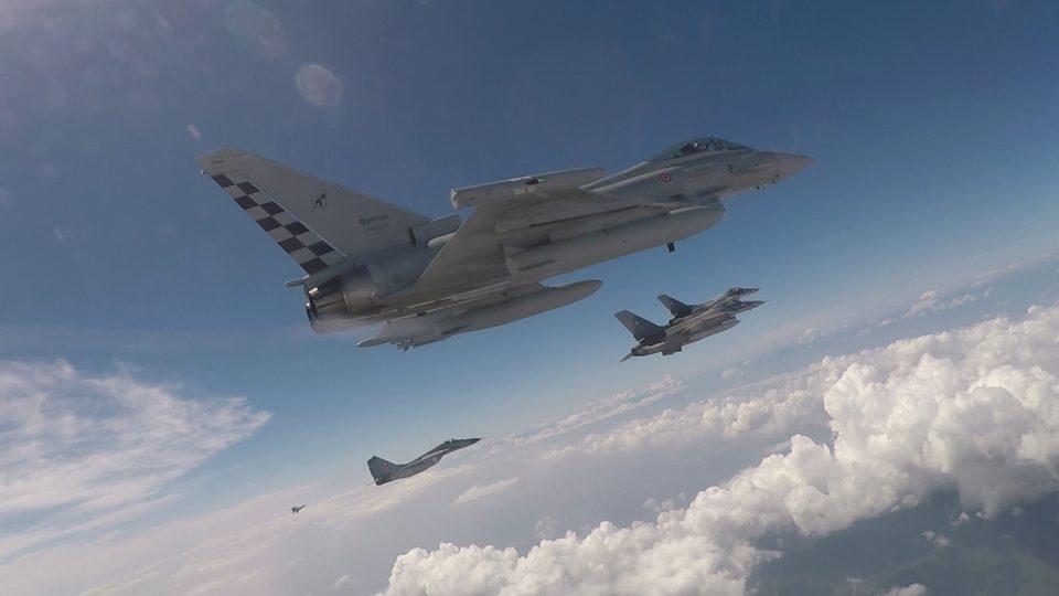 """Заедно со Грција, Романија и САД: Бугарија изведува воено-воздухопловна вежба """"Тракиска звезда 2021"""""""