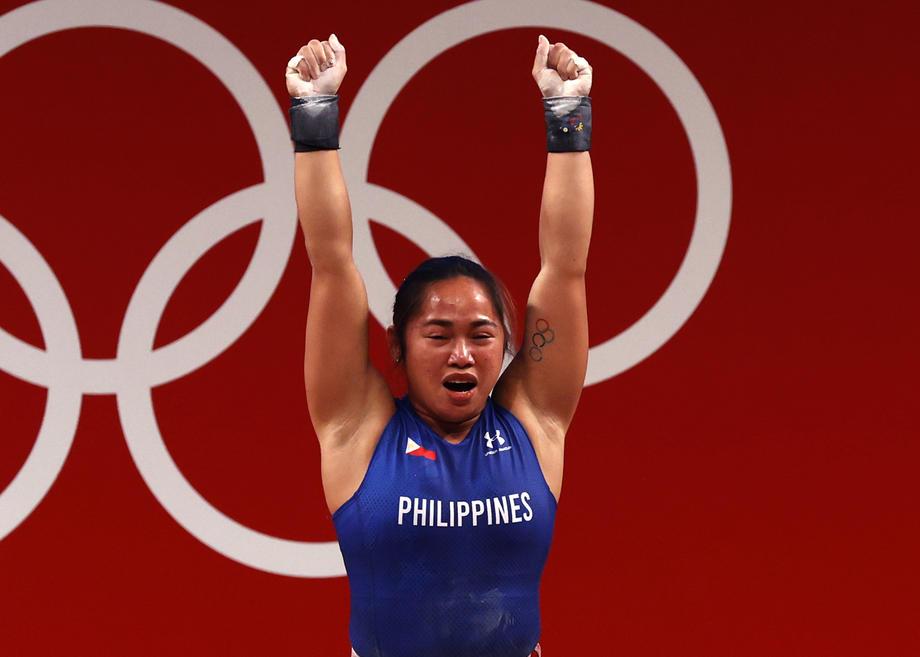 Филипинка која освои злато на ЛОИ доби награда од половина милион евра и два стана