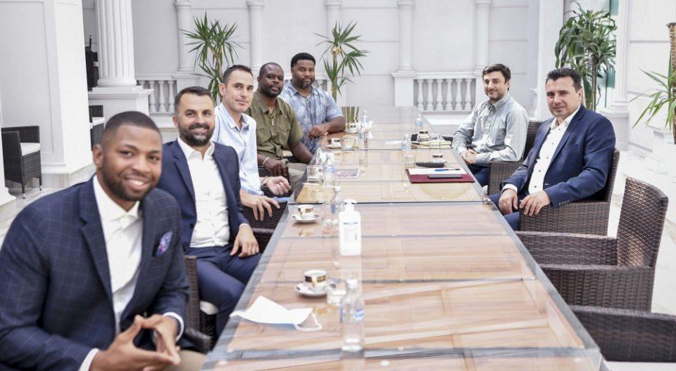 Заев на средба со американски инвеститори од индустријата за медицински канабис