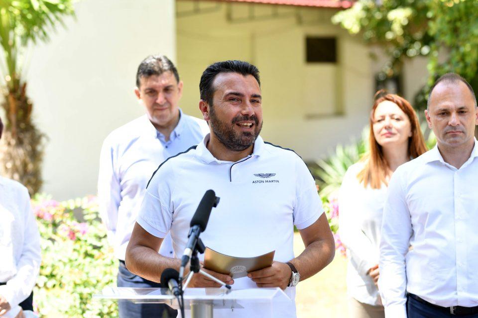 ВМРО-ДПМНЕ: Заев ветуваше бесплатно здравство во ЕУ, а се сведе на попуст за кафе