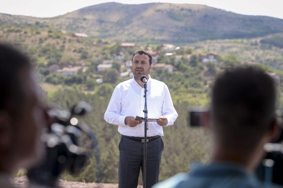 Заев: Коалицијата со ДУИ за локалните избори е многу флексибилна и е 100-процентно заокружена за целата наша земја