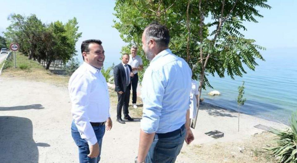 Заев: Одлуката на УНЕСКО е најсилно предупредување дека сите мораме да се вложуваме и постојано да го штитиме Охридскиот регион