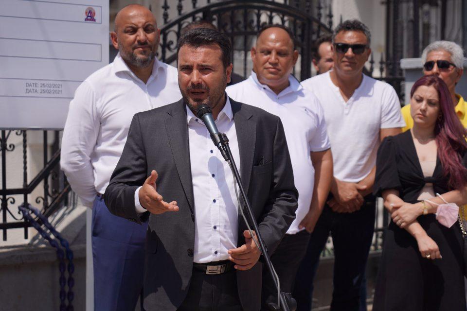 Со резолуцијата ќе покажеме единство дека сакаме решение со Бугарија, но и што е прифатливо, а што не, порача Заев
