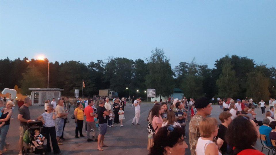 Со мала посетеност илинденска прослава во Крушево