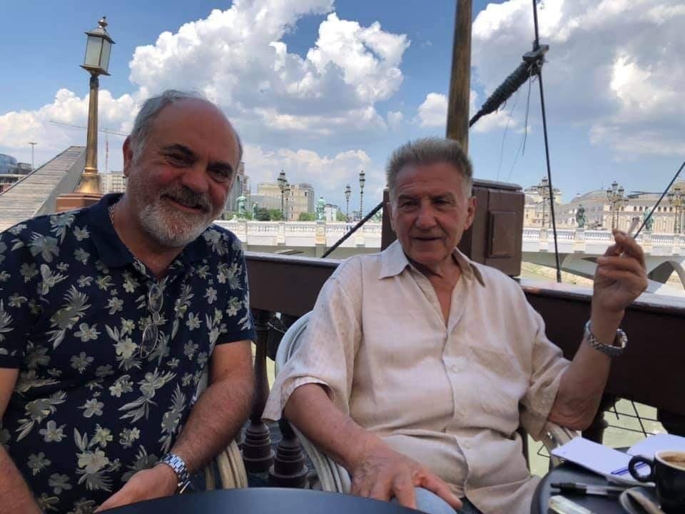"""Горан Шарац, уметничкиот директор на Интернационалната вечер на """"Охрид фест"""": Ова е нашиот мал """"Еуросонг"""""""