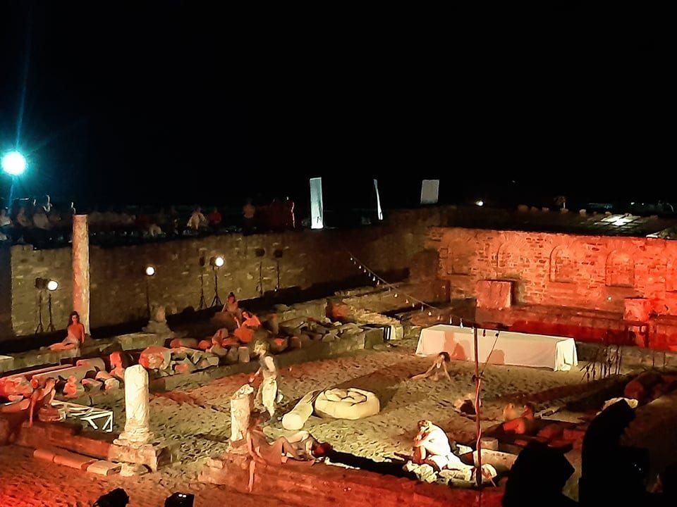 """Со претставата """"Орестија"""", почна 18. издание на Интернационалниот фестивал на античка драма """"Стоби"""""""