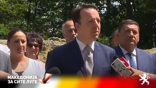 Николоски: Нема да дозволиме сквернавење на Илинден, ВМРО-ДПМНЕ ќе ја врати прославата за Илинден на Мечкин Камен