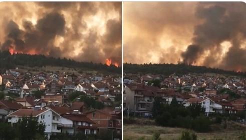 ВМРО-ДПМНЕ: Во Кочани молеле за хеликоптер, но не добиле помош, го чуваат за екскурзиите на Заев