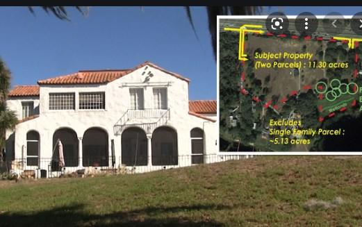 Во медитерански стил: Ова е куќата на фамилијата Бин Ладен на Флорида