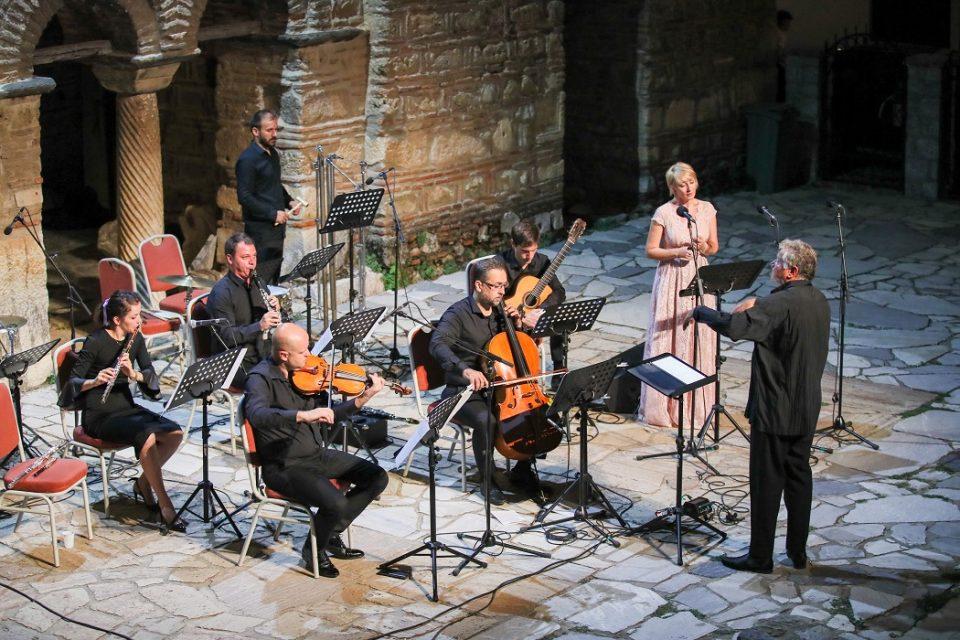 """Современа програма со македонски и странски автори, едно убаво колажно музичко патувањеи уживање за сите сетила на """"Охридско лето"""""""