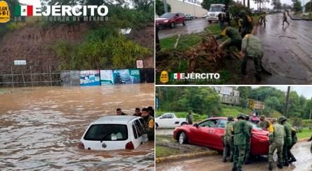 Како изгледа Мексико по ураганот Грејс
