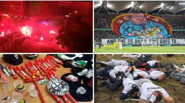 """Запознајте ги навивачите на Легија: """"Teddy Boys"""" ги натепаа играчите, сите тренираат ММА"""