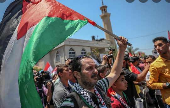 Палестинци фатени во кафеана во Тетово