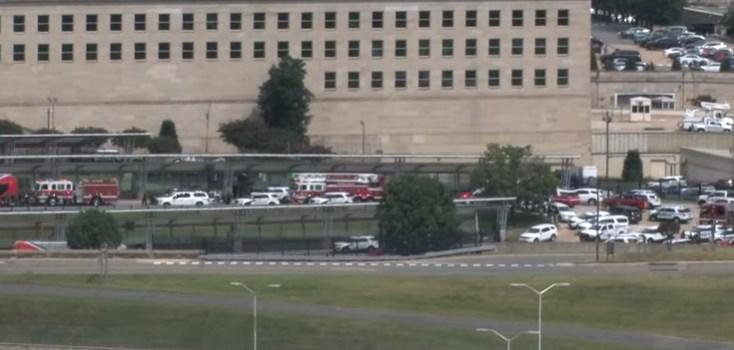 Пред Пентагон е убиен еден полицаец