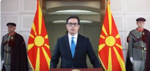 Пендаровски прогласи тревога на целокупниот состав на Армијата за справување со елементарни непогоди