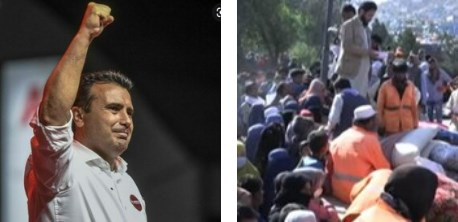 """Вечерва пристигнуваат првите """"мировници"""" на Заев од Авганистан, Црвениот крст прв ќе се грижи за нив"""