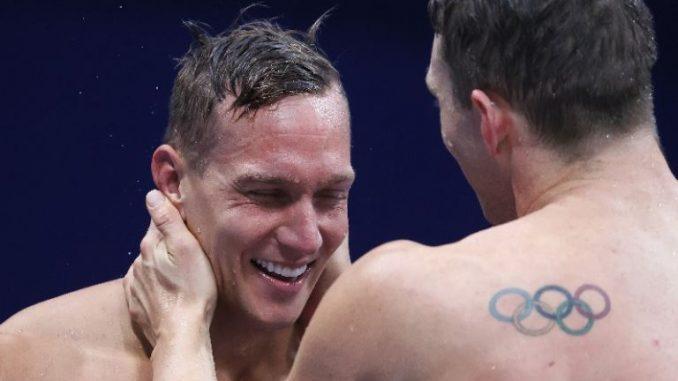Пливачите од САД со светски рекорд го освоија златото во штафета 4×100 метри мешано