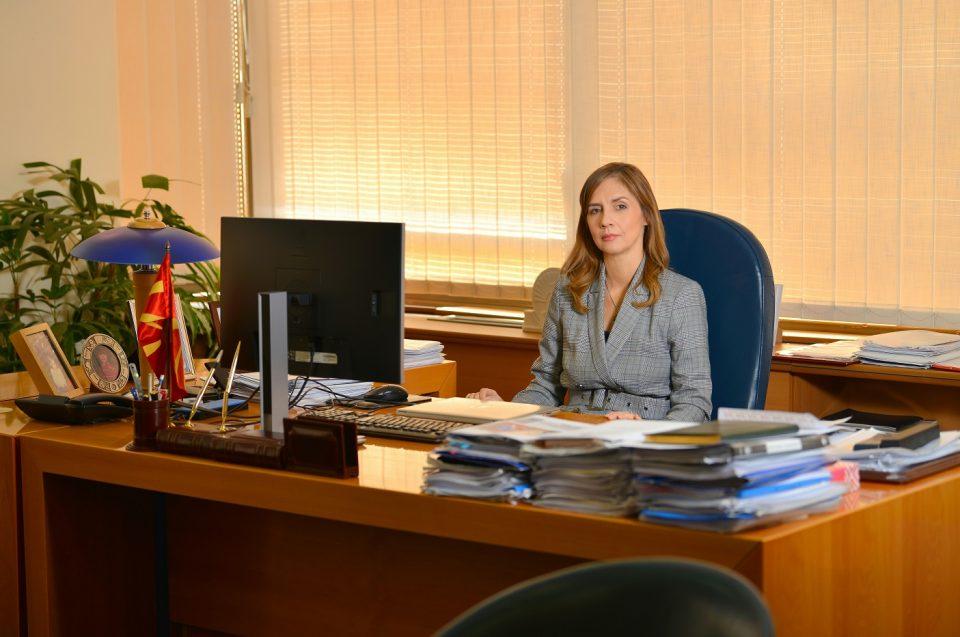 Ангеловска-Бежоска: Од утре споредливи и детални информации за кредитите и депозитите за граѓаните на веб-страницата на Народната банка