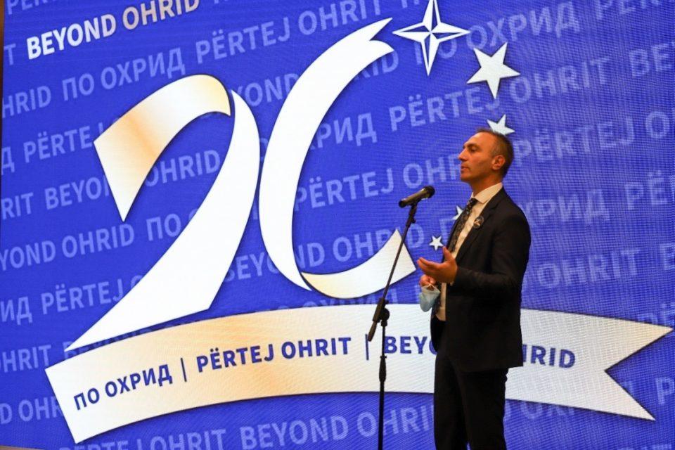 АA: 500 илјади евра се потрошија за кампања, a не за Охридскиот договор