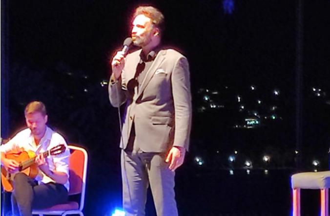 Босиљчиќ: Охрид е за мене посебен, овде на Античкиот театар ја одиграв мојата прва главна улога