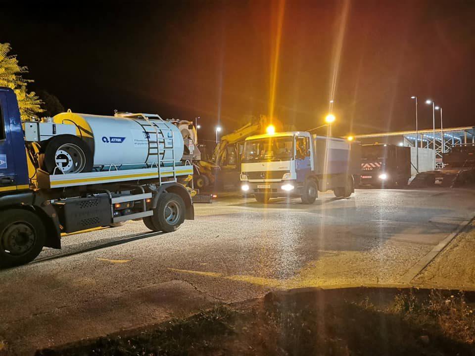 Скопје испраќа вода во Кочани