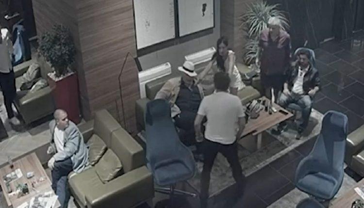 Уапсен Драган Бјелогрлиќ, доцна синоќа со тупаници го унаказил режисерот Антонијевиќ