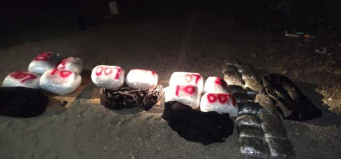 На брегот на Охридско Езеро запленета дрога вредна околу 250.000 евра