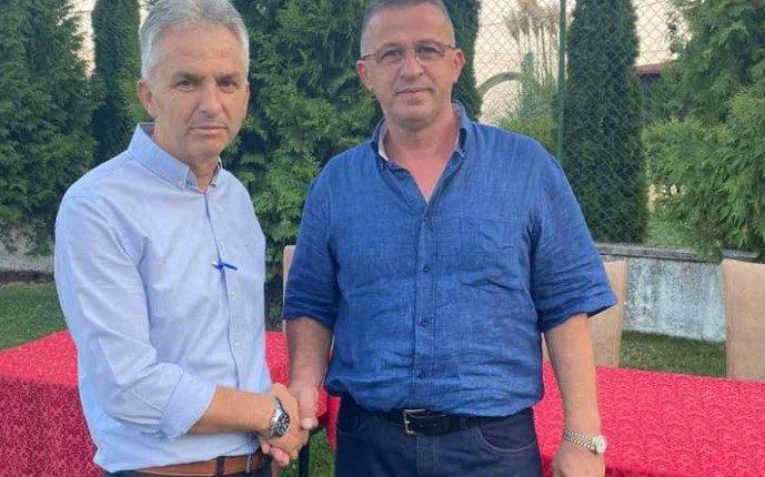 Идри Истрефи од Велешта противкандидат на Мерко