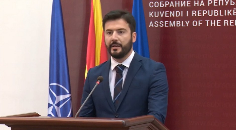 Иван Јорданов кандидат на ВМРО-ДПМНЕ за градоначалник на Штип