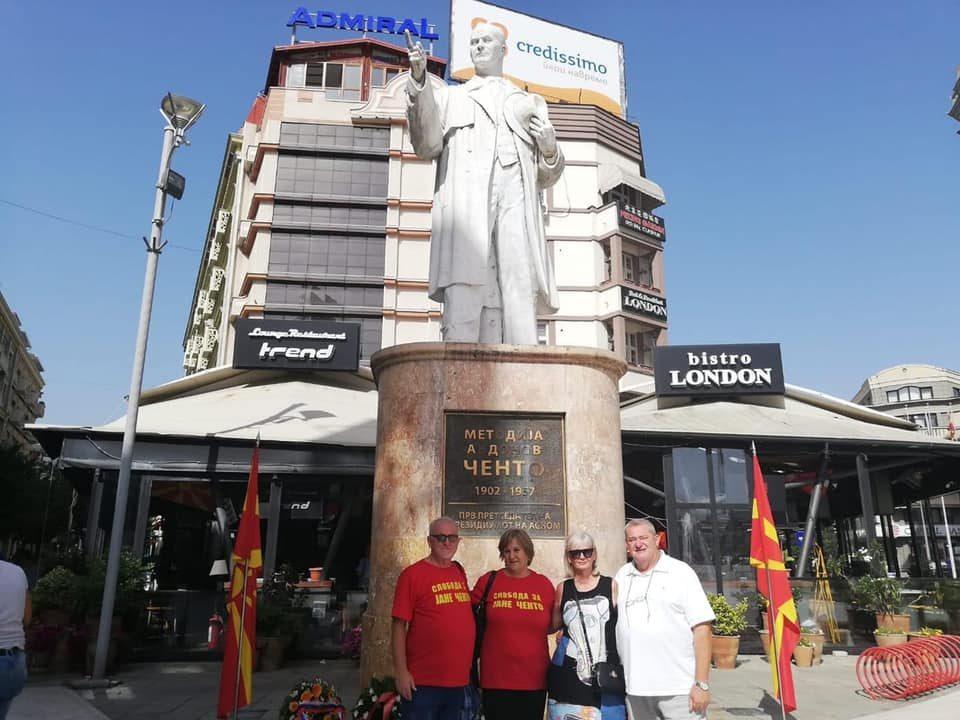 Мисајловски: Јане, Трајко, Спиро, Миле и останатите чесни патриоти не се терористи – слобода за патриотите!