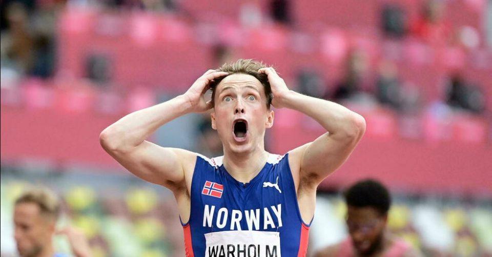 Норвежанецот Вoрхолм нов светски рекордер на 400 метри со пречки