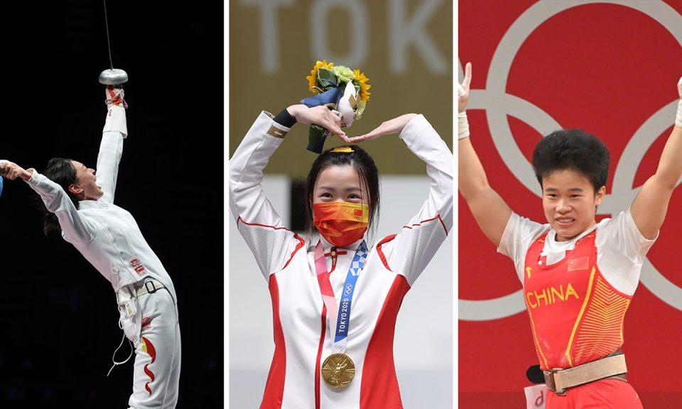 Кина доминира според освоени златни медали на Олимписките игри