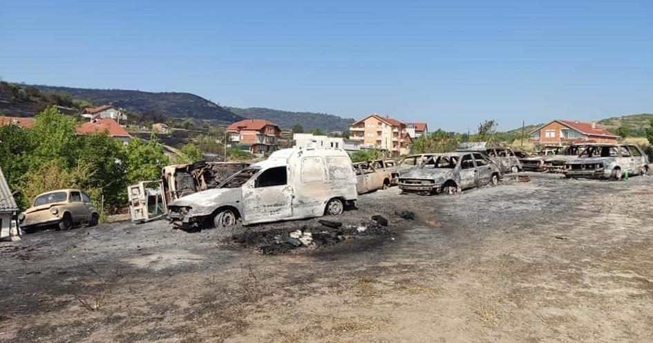 Ангелов: Пожарот во Кочани се случил поради спојување на жици од бандери