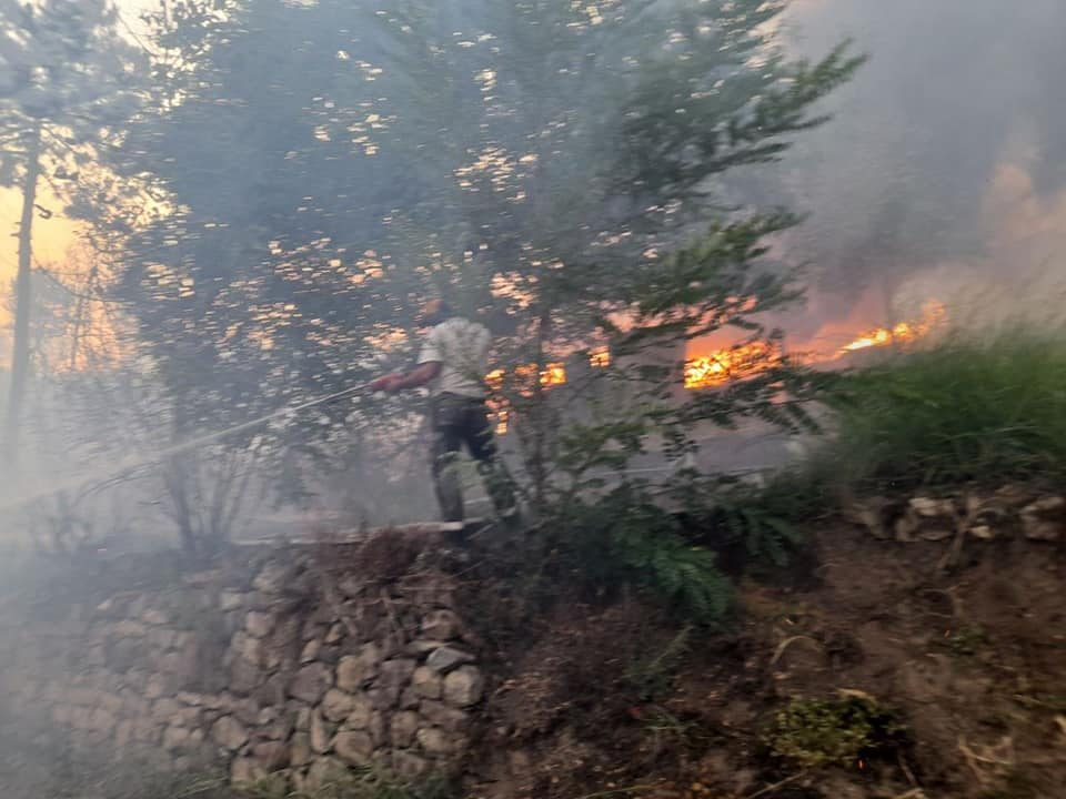 Максути од ДЗС: Трите специјалните летала за гасење пожари не се сервисирани ни лани ни оваа година