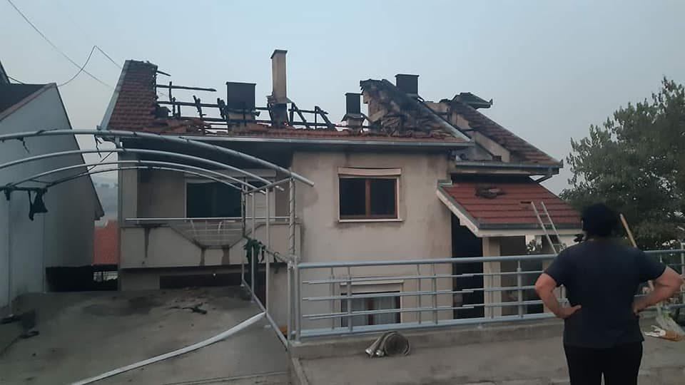 Во Кочани во моментов нема директна опасност по куќите