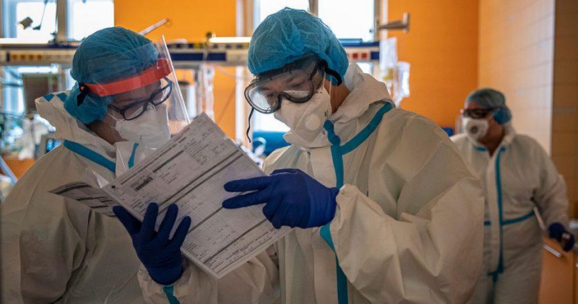 Во Грција потврдени шест случаи на варијантата Му, доминира Делта сојот