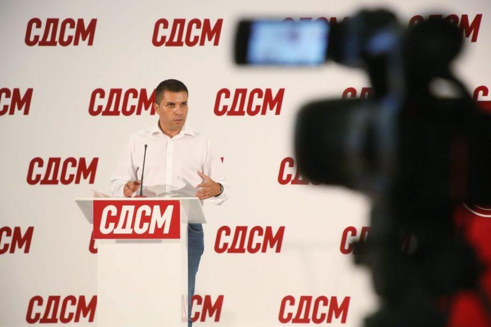 ВО ЖИВО: СДСМ објавува нови кандидати за градоначалници