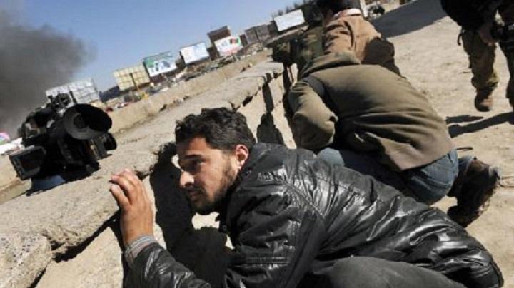 Поради талибанските напади затворени најмалку 15 медиуми во Авганистан
