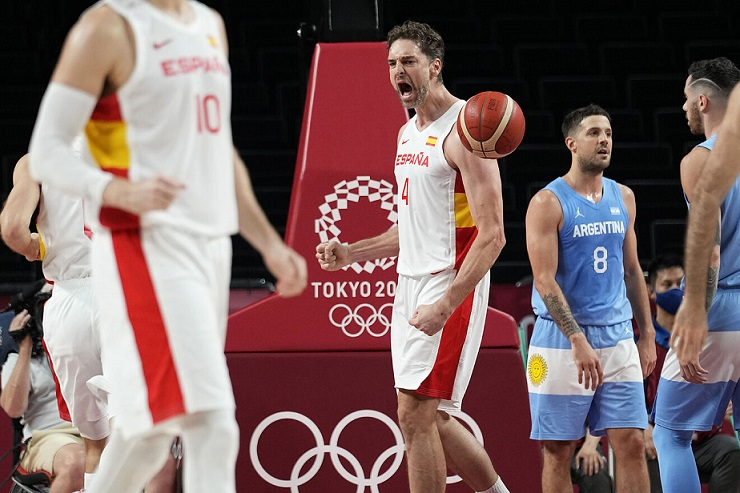 По Гасол доби место во Интернационалниот олимписки комитет