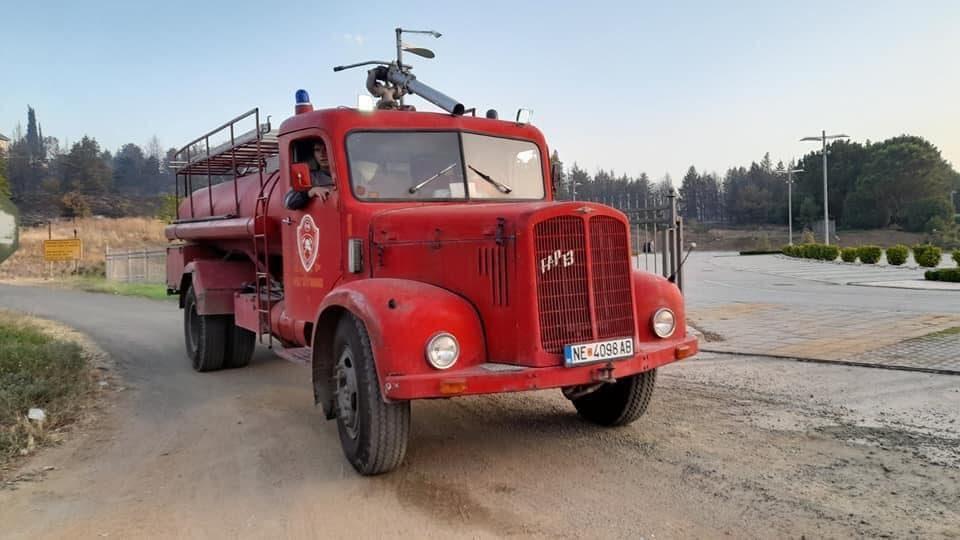 По 10.000 денари награда за неготинските пожарникари