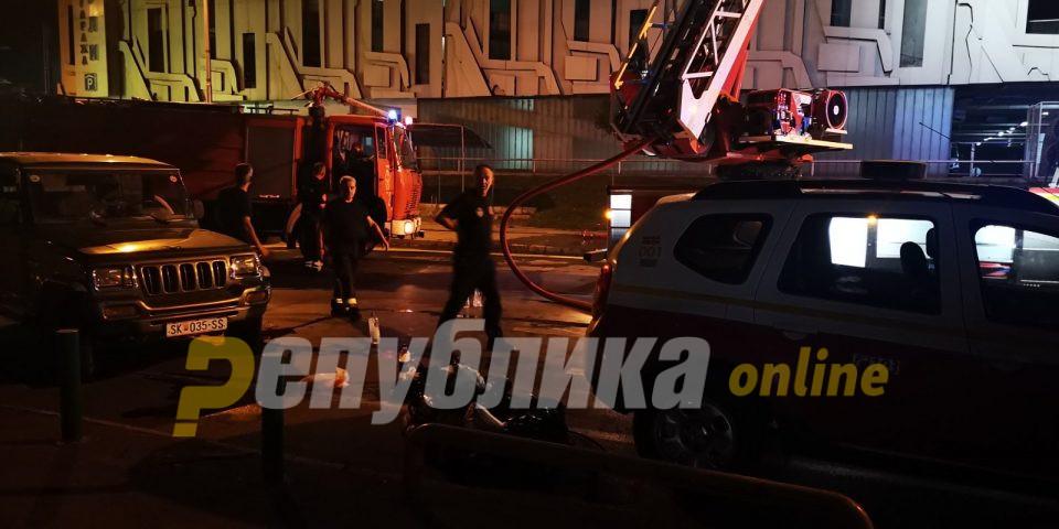 """Томевски: Кога ни јавија за пожар во """"Рагуза"""", гасневме друг, во магацин со лакови на """"Дижонска"""""""