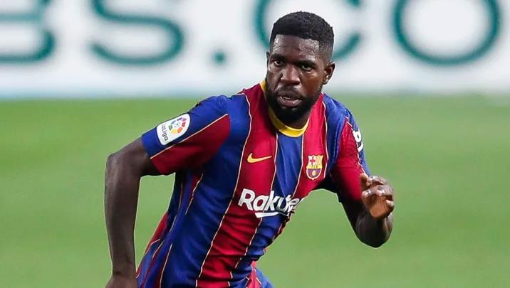Умтити поставил услов за да ја напушти Барселона