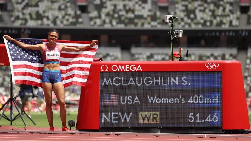 Две Американки побрзи од светскиот рекорд на 400 метри со пречки