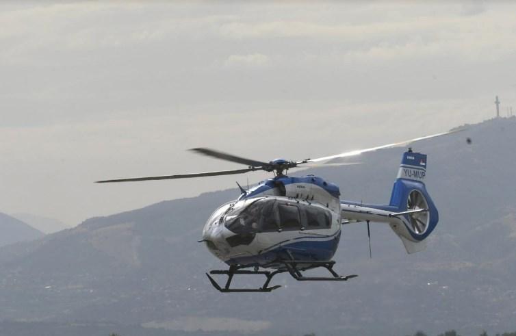 Ангелов: Хеликоптерите утре ќе гаснат во Пехчево